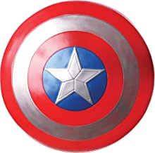 "Rubie's Marvel Captain America 12"" Plastic Shield"
