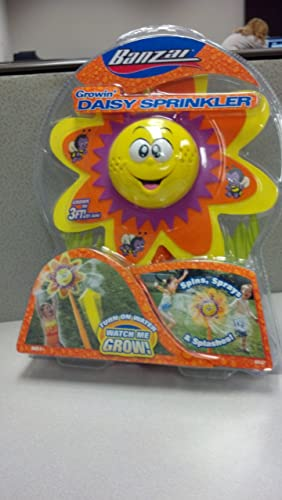 Sizzlin' Cool Grün' Daisy Flower Sprinkler