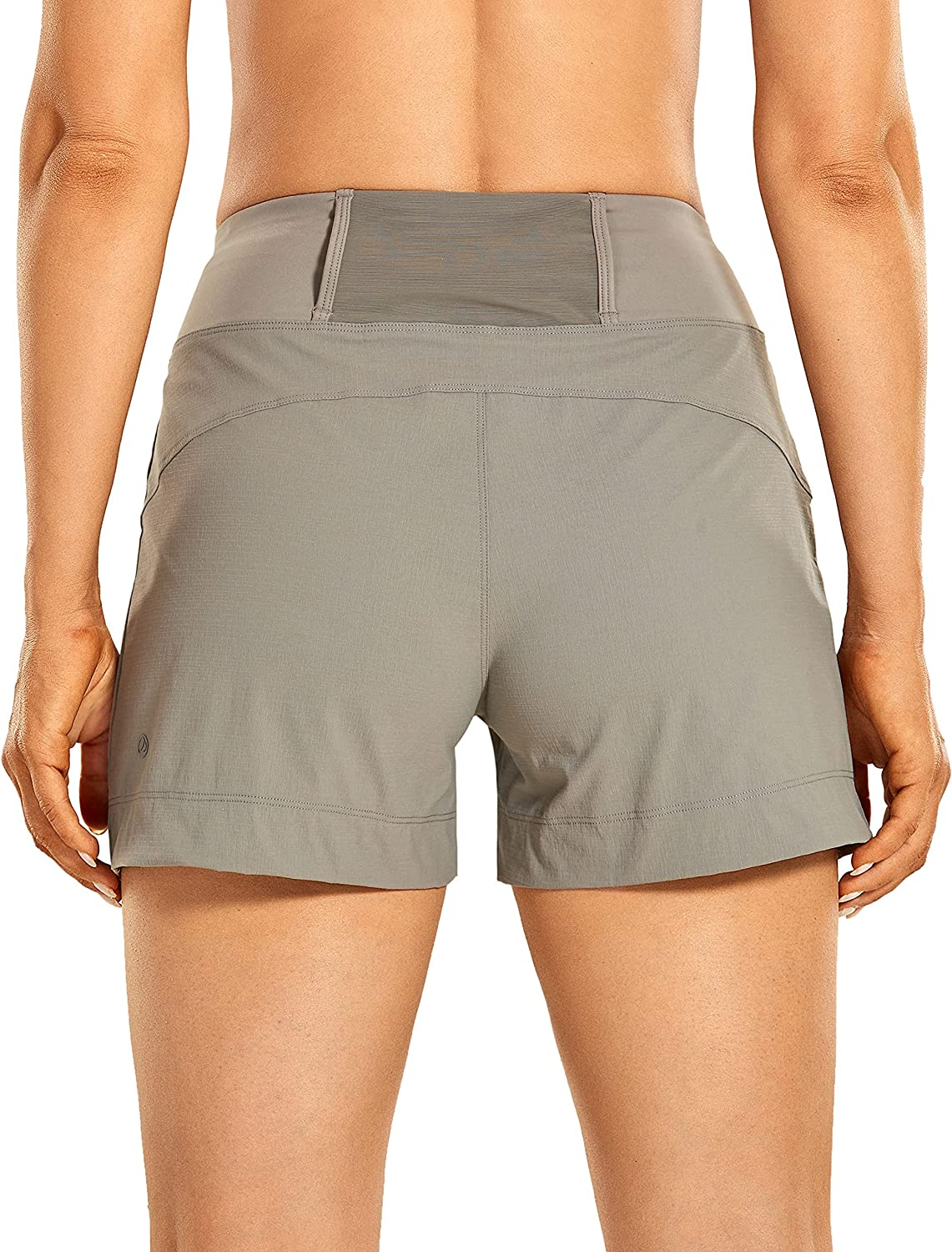 CRZ Super beauty product restock quality top! YOGA Women's security Lightweight Hiking Outdoor Shorts Travel Quick-