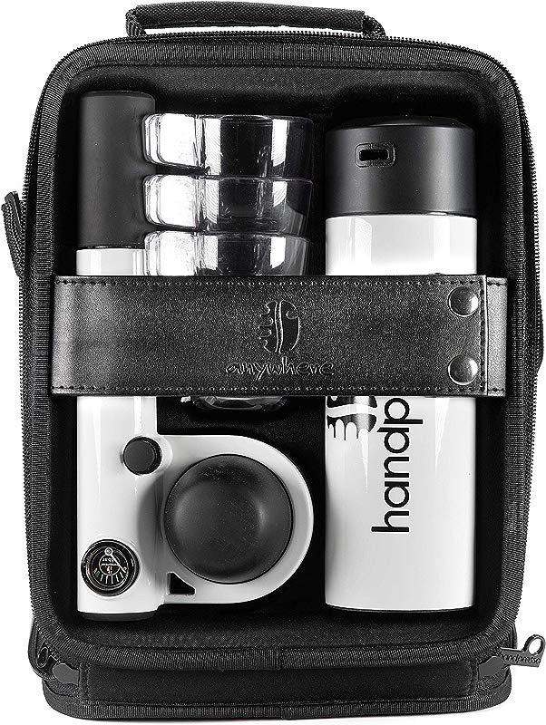 Handpresso HPOUTDOORCMPLT WHT Food Vacuum Sealer Machine White