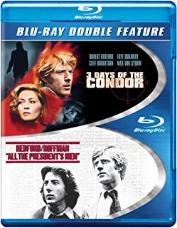 3 Days of the Condor / All the Presidents Men