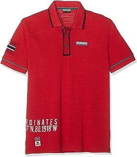 Elize True Red Polo para Hombre