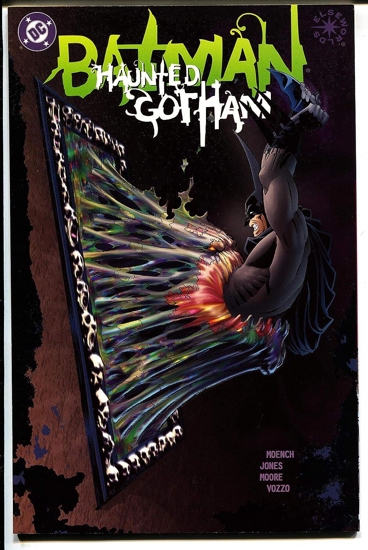 Batman: Haunted Gotham-Book Moench Max 48% OFF 4-Doug Fees free