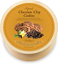 Torn Ranch Small Batch Artisan Cookies - Chocolate Chip | Gift Cookies | Natural and Kosher Snack | Natural Flavors | Product of USA