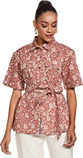 RIVER JJ Valaya Regular Fit Women's Tops Shirt