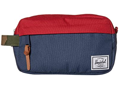 Herschel Supply Co. Chapter Carry On (Navy/Red/Woodland Camo) Bags