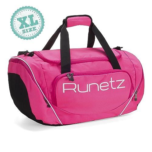 Runetz - Gym Bag for Women and Men - Ideal Workout Overnight Weekend Bag -  Sport 07bbe3556b11d
