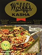 Wolff's Kasha Medium, 13 oz (Pack of 6)