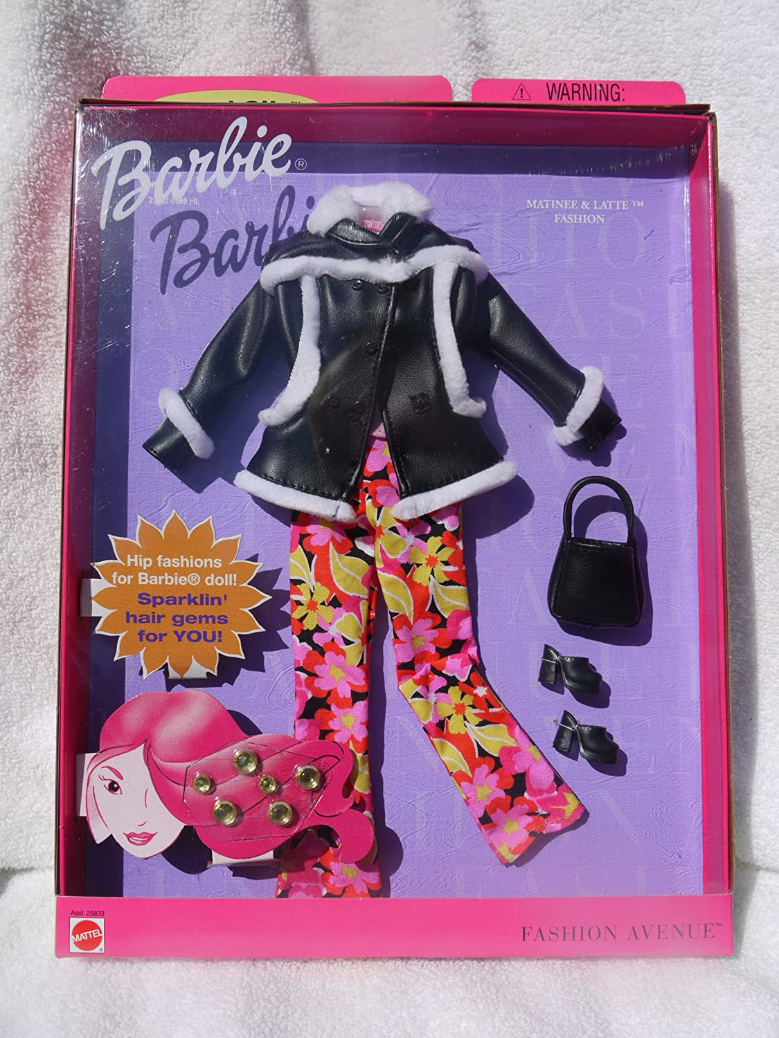 Barbie Trend City Matinee & Latte Fashion (2000) von Mattel