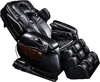 Luraco i7 Plus iRobotics 3D Medical Massage Chair with Zero Gravity, Black