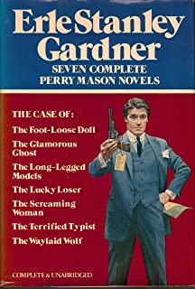 Perry Mason in the Case of- The Glamorous Ghost / Terrified Typist / Lucky Loser / Screaming Woman / Long-Legged Models / The Foot-Loose Doll / The Waylaid Wolf