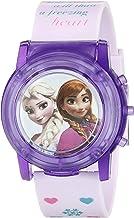 Disney Kids` FZN6000SR Digital Display Analog Quartz Pink Watch