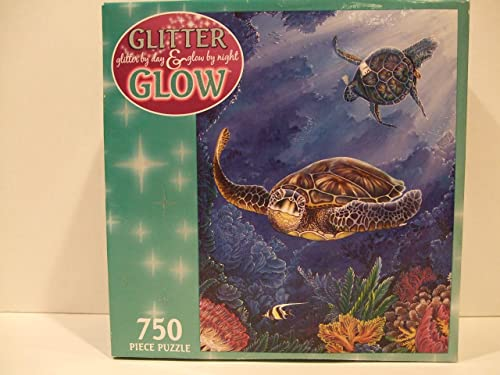 Glitter & Glow Cathedral of Tranquility 750 Pc. Jigsaw Puzzle 1111-20