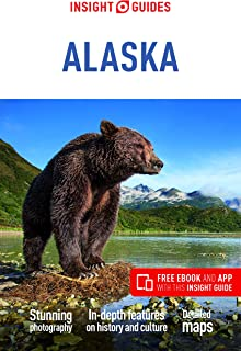 Insight Guides Alaska (Travel Guide with Free eBook)