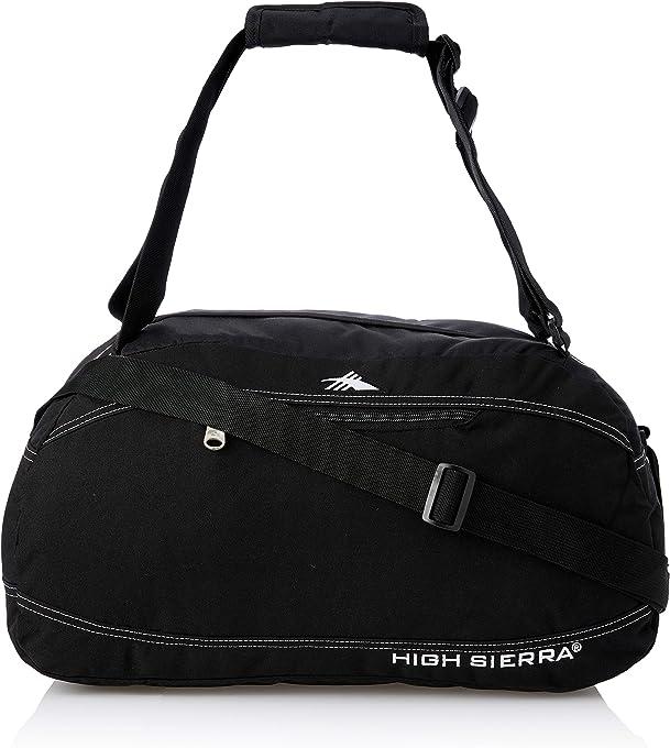 High Sierra 47138 Travel Duffle, Black, 51 Centimeters