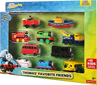 Fisher-Price Thomas & Friends Adventures Thomas' Favorite Friends