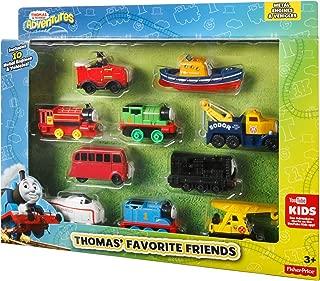 Thomas andFriends Favorite Friends Vehicle Set diecast