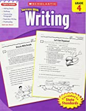 Download Scholastic Success with Writing, Grade 4 PDF