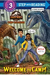 Welcome to Camp! (Jurassic World: Camp Cretaceous) (Step into Reading) Kindle Edition