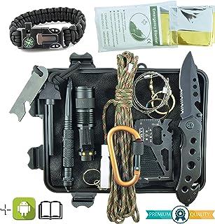 Kit de Supervivencia Militar Profesional de Tercera Generaci