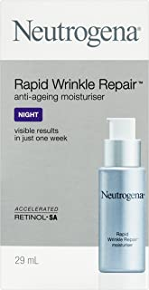 Neutrogena Rapid Wrinkle Repair Night Anti-ageing moisturizer 29mL