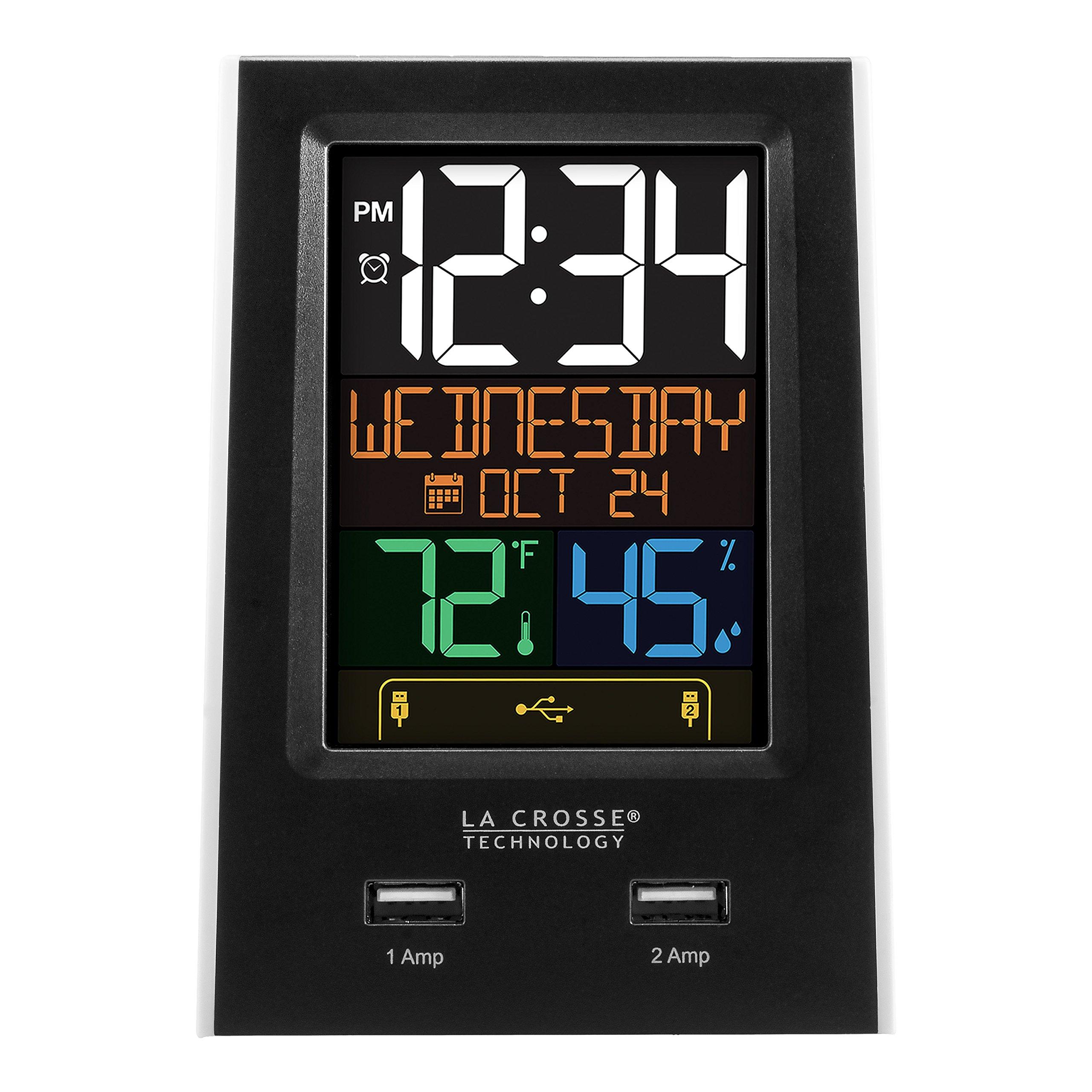 Crosse Technology C86224 Charging Alarm