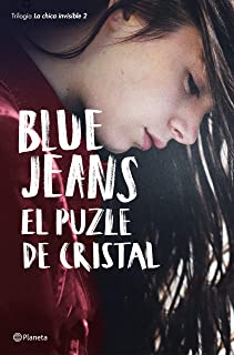 El puzle de cristal (La chica invisible) (Spanish Edition)