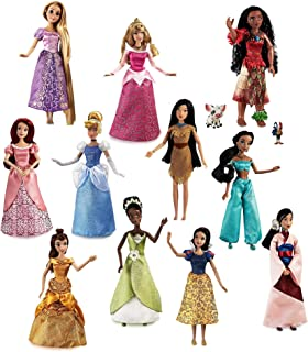 Disney Princess Doll Gift Set - 11 x 11'' Dolls - Moana Special Version