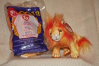 Ty Teenie Beanie - Bushy the Lion