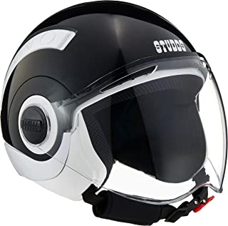 Studds Nano Helmet White/Black (560MM)