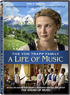 The Von Trapp Family - A Life Of Music Digital