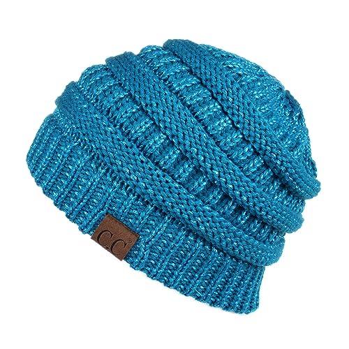 684d16469d C.C Exclusives Cable Knit Beanie - Thick