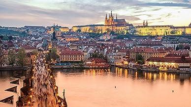 Miracles of Medieval Prague: Bridges, Clocks, Saints and Sinners