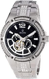 Men's 98A128 Self-Winding Mechanical Watch