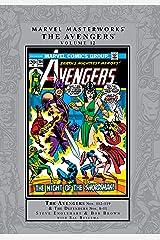 Avengers Masterworks Vol. 12 (Avengers (1963-1996)) Kindle Edition