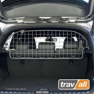 Travall Guard Compatible with Lexus NX (2014 - Current) TDG1466 - Rattle-Free Steel Pet Barrier