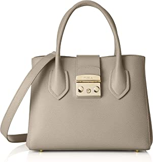 FURLA Women's Metropolis M Top Handle Bag