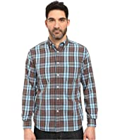 Vintage 1946 - Oxford Washed Plaid Long Sleeve Woven Shirt