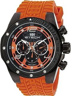 BTECH Unisex Analog/Multifunction Silicone Strap Band Wrist Watch