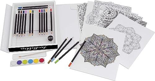 Art 101 Doodlebliss Window Book Box (42 Piece)