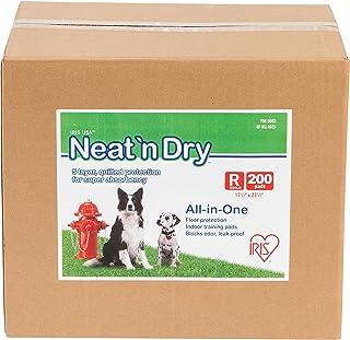 IRIS USA Neat 'n Dry Premium Pet Training Pads