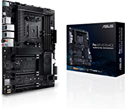 ASUS AMD AM4 Pro WS X570-Ace ATX Workstation Motherboard with 3 PCIe 4.0 X16, Dual Realtek and Intel Gigabit LAN, DDR4 ECC...
