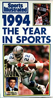 1994 The Year in Sports (VHS)