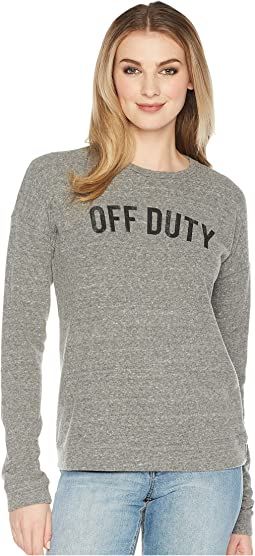 The Original Retro Brand - Off Duty Super Soft Haaci Pullover