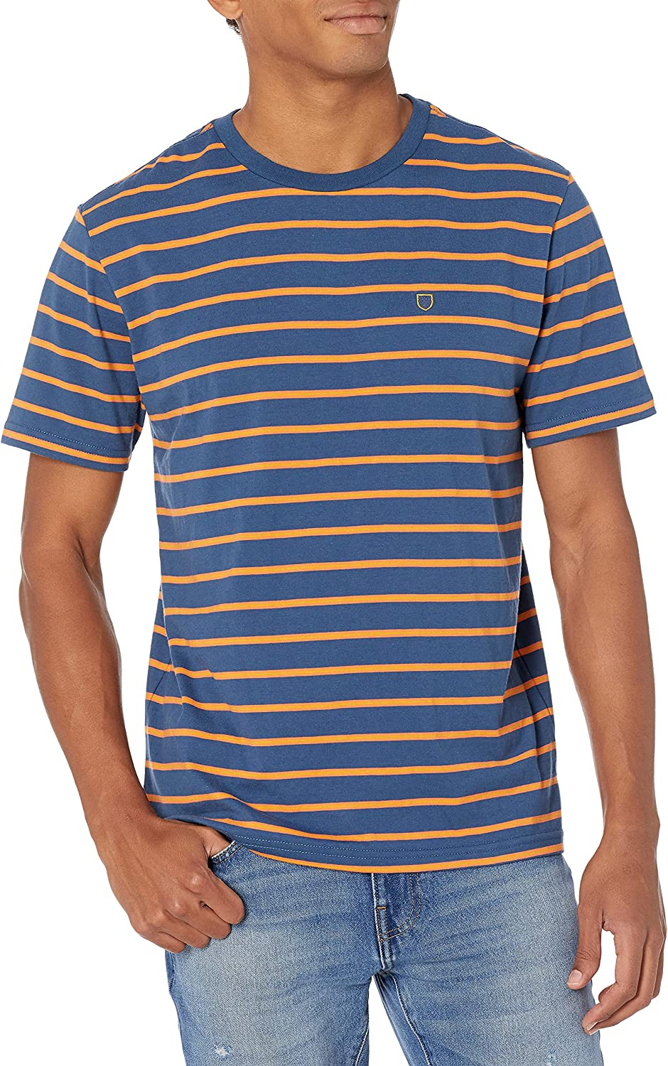Brixton Men's Ss Free shipping anywhere Max 68% OFF in the nation Knit Hilt Shield