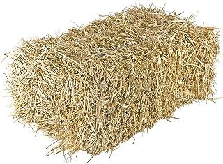 Large Straw Bale by Shady Creek Farm