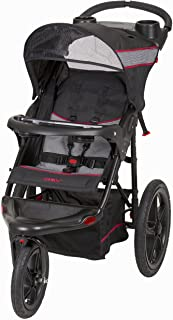 Bumbleride Indie Twin Jogging Double Stroller Green Papyrus