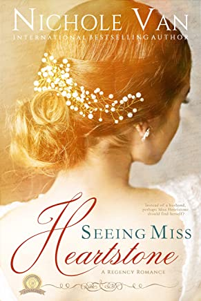 Seeing Miss Heartstone (English Edition)