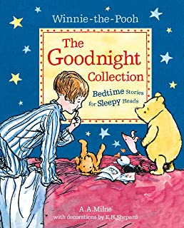 Winnie-the-Pooh: The Goodnight Collection: Bedtime Stories for Sleepy Heads (Winnie the Pooh)