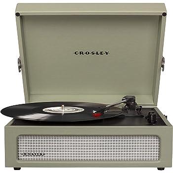 Crosley Cruiser Voyager - Tocadiscos de Tres velocidades, Color ...